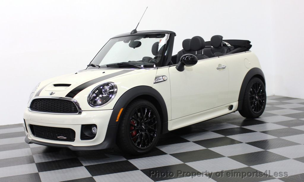 2015 used mini john cooper works certified mini john. Black Bedroom Furniture Sets. Home Design Ideas
