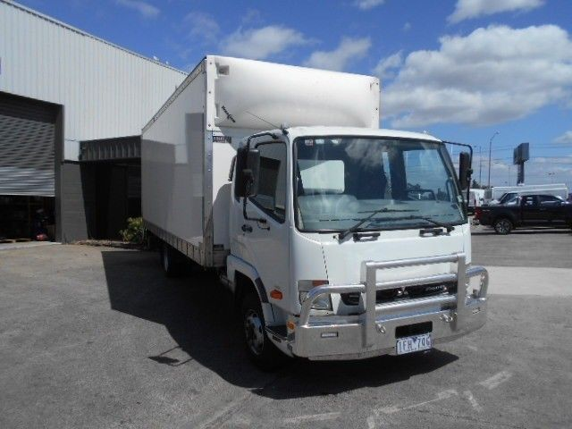 2015 Mitsubishi Fighter pantech 4x2 - 18653990 - 7