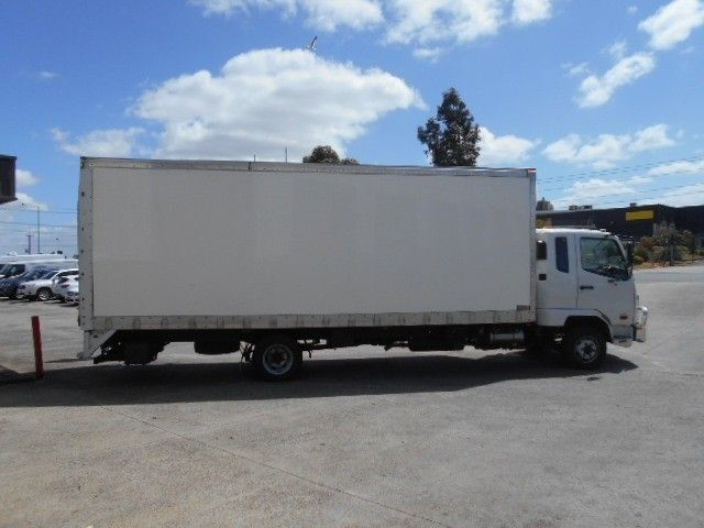 2015 Mitsubishi Fighter pantech 4x2 - 18653990 - 8