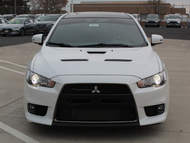 2015 Mitsubishi Lancer Evolution 4dr Sedan Manual Final Edition - Click to see full-size photo viewer