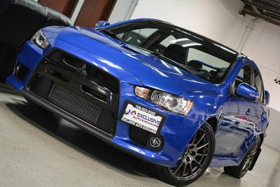 2015 Mitsubishi Lancer Evolution X Final Edition - Click to see full-size photo viewer