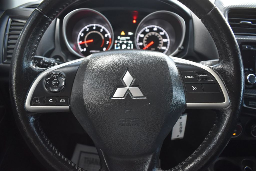 2015 Mitsubishi Outlander Sport 2WD 4dr CVT 2.4 ES - 18290860 - 17
