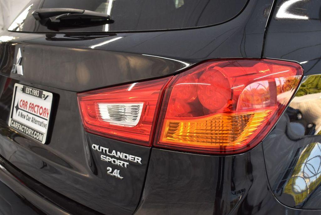 2015 Mitsubishi Outlander Sport 2WD 4dr CVT 2.4 ES - 18290860 - 1