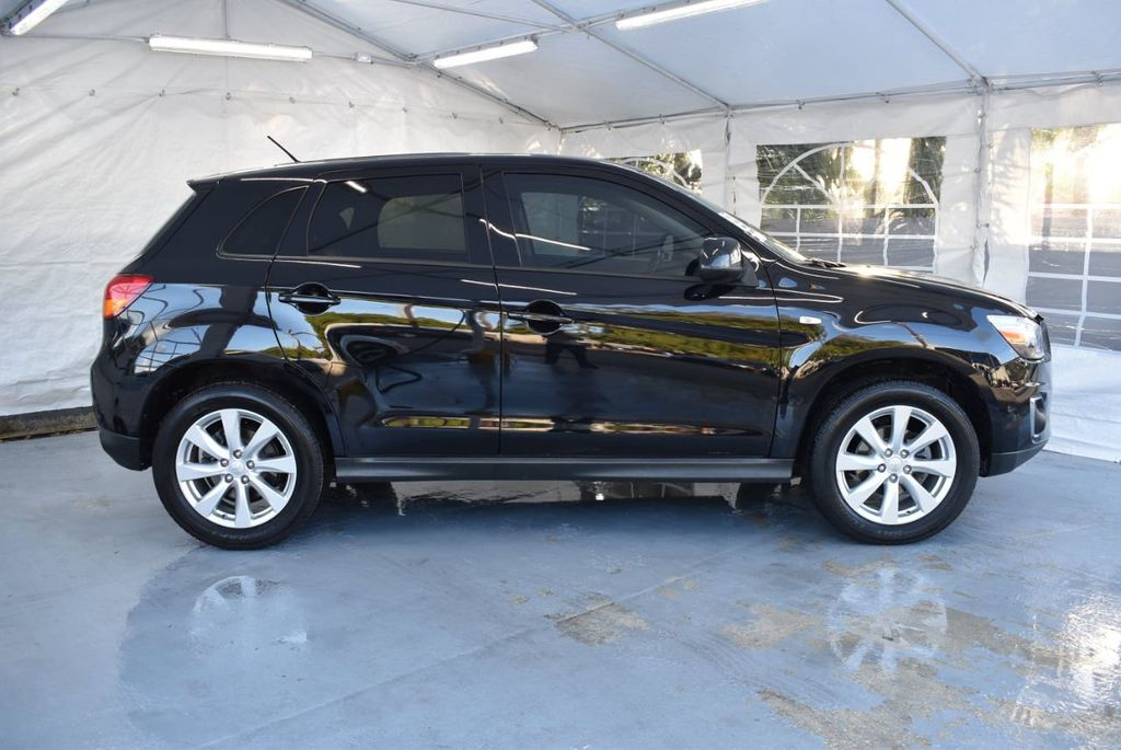 2015 Mitsubishi Outlander Sport 2WD 4dr CVT 2.4 ES - 18290860 - 2