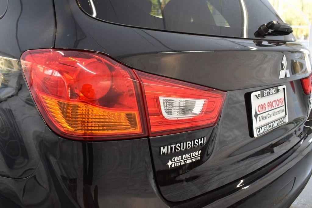 2015 Mitsubishi Outlander Sport 2WD 4dr CVT 2.4 ES - 18290860 - 6