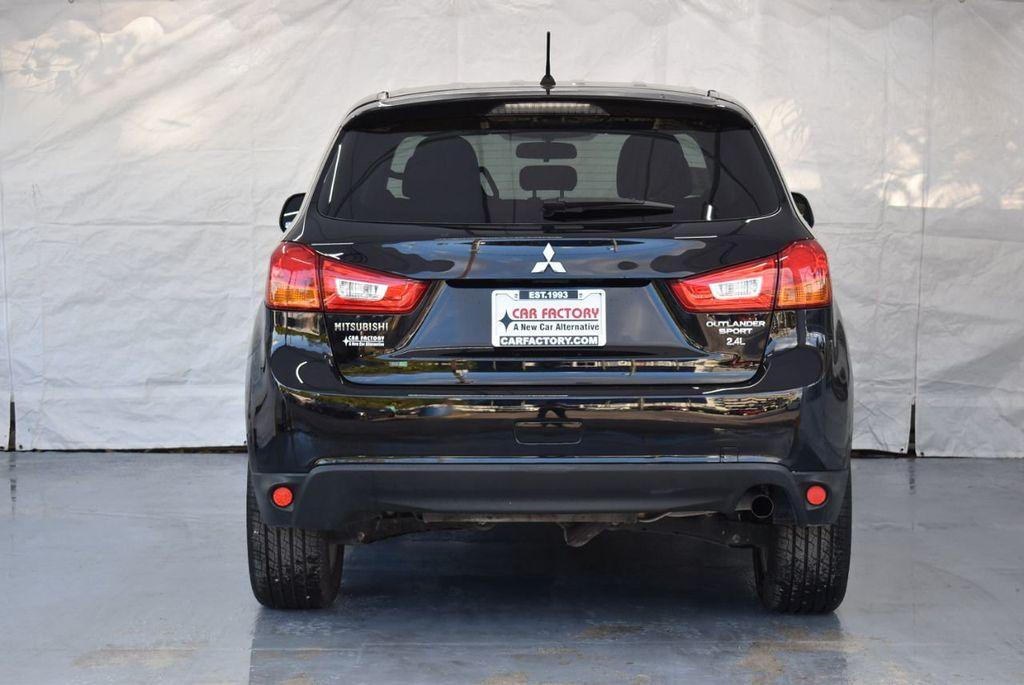 2015 Mitsubishi Outlander Sport 2WD 4dr CVT 2.4 ES - 18290860 - 7