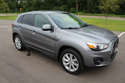 2015 Mitsubishi Outlander Sport AWD ES SPORT WITH NEW TIRES SUV