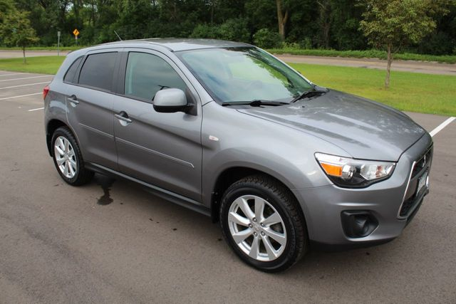 2015 Mitsubishi Outlander Sport AWD ES SPORT WITH NEW TIRES