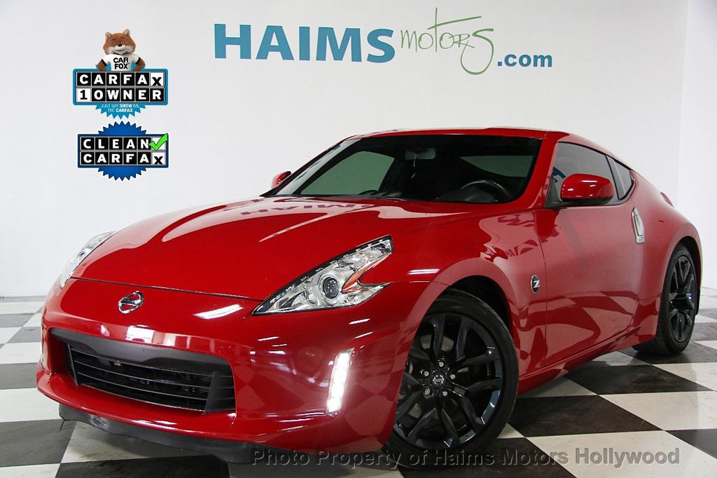 2015 Nissan 370Z 2dr Coupe Automatic - 17125378 - 0