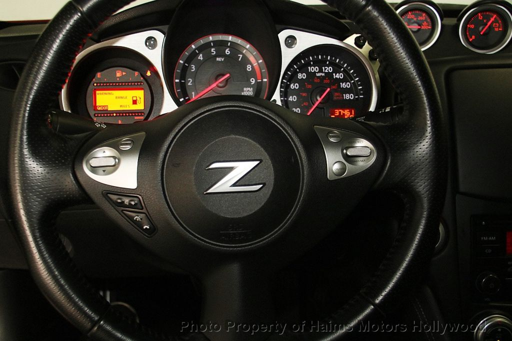 2015 Nissan 370Z 2dr Coupe Automatic - 17125378 - 22
