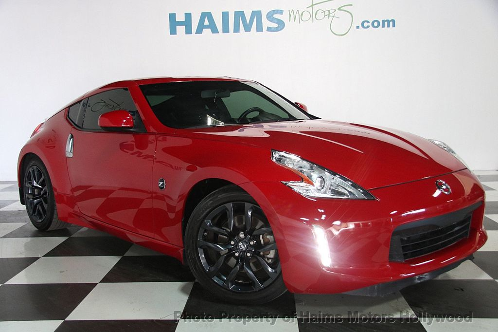 2015 Nissan 370Z 2dr Coupe Automatic - 17125378 - 3