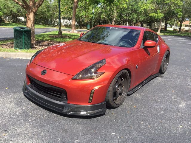 2015 Nissan 370Z 2dr Coupe Automatic - Click to see full-size photo viewer