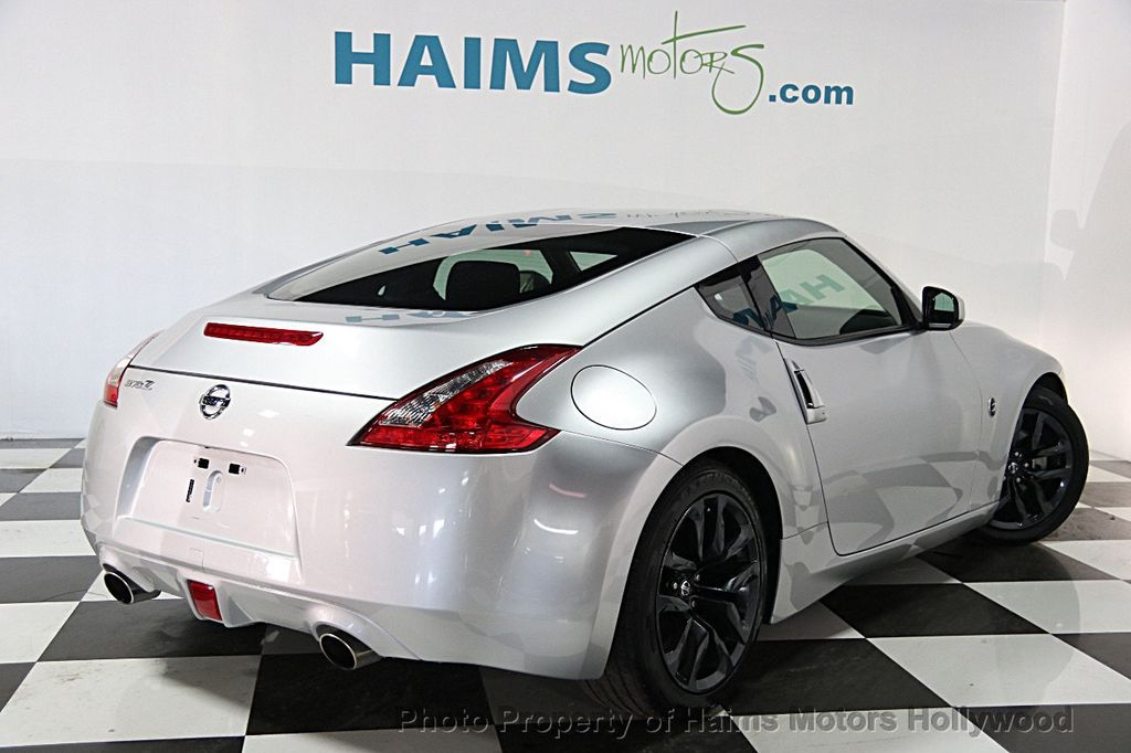 2015 Used Nissan 370Z 2dr Coupe Automatic Sport at Haims Motors ...