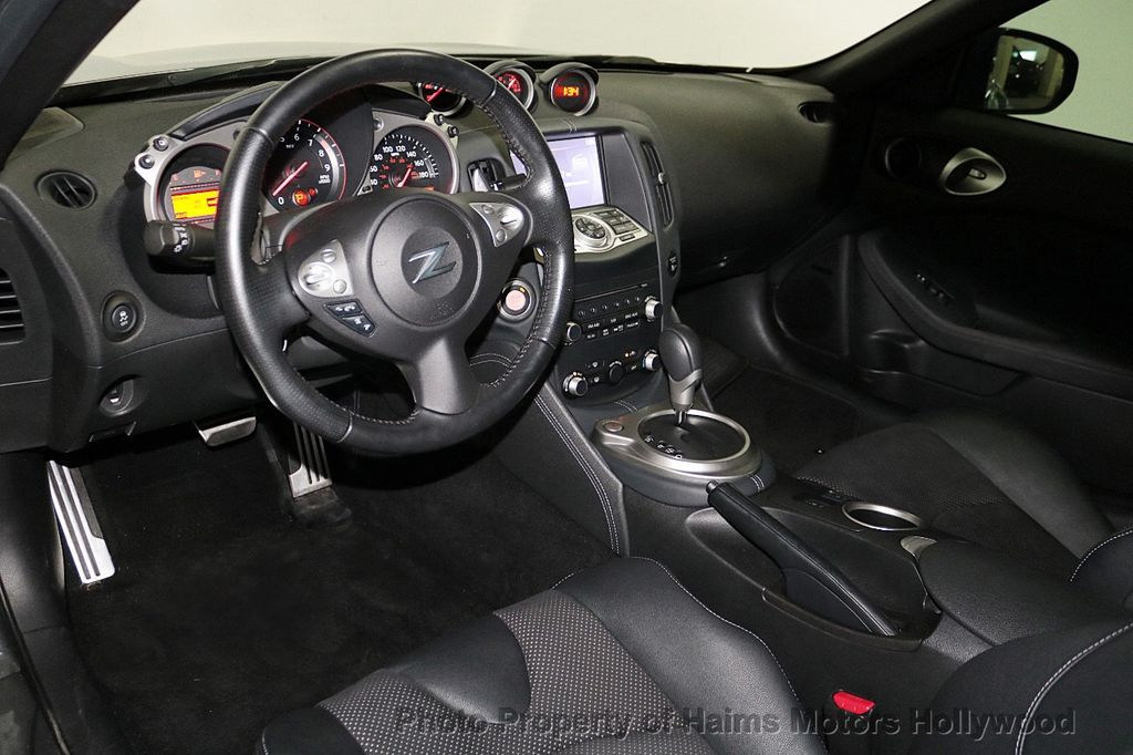 2015 Nissan 370Z 2dr Coupe Automatic Touring - 18315965 - 13