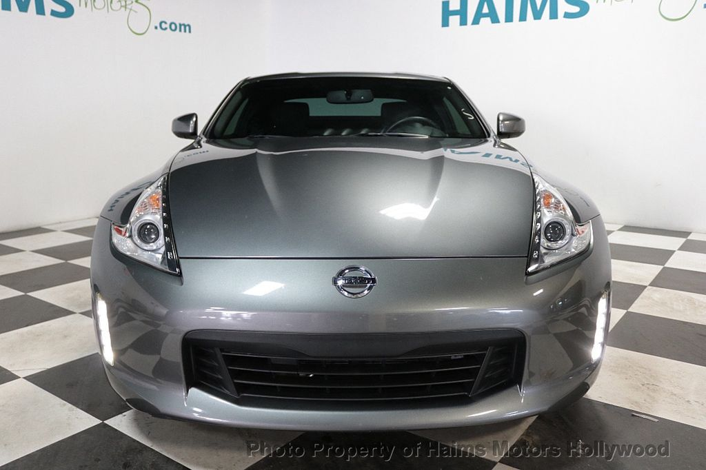2015 Nissan 370Z 2dr Coupe Automatic Touring - 18315965 - 2