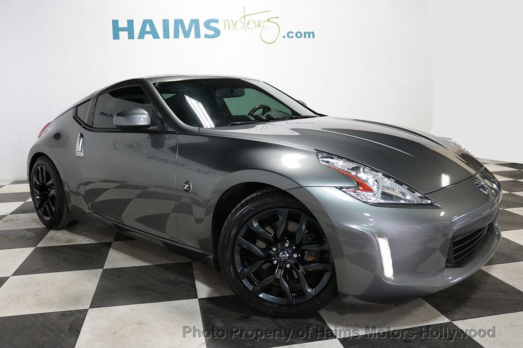 2015 Nissan 370Z 2dr Coupe Automatic Touring - 18315965 - 3