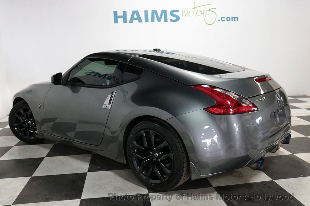 2015 Nissan 370Z 2dr Coupe Automatic Touring - 18315965 - 4