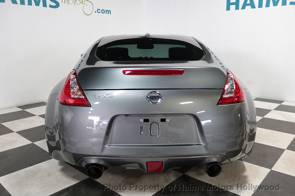 2015 Nissan 370Z 2dr Coupe Automatic Touring - 18315965 - 5