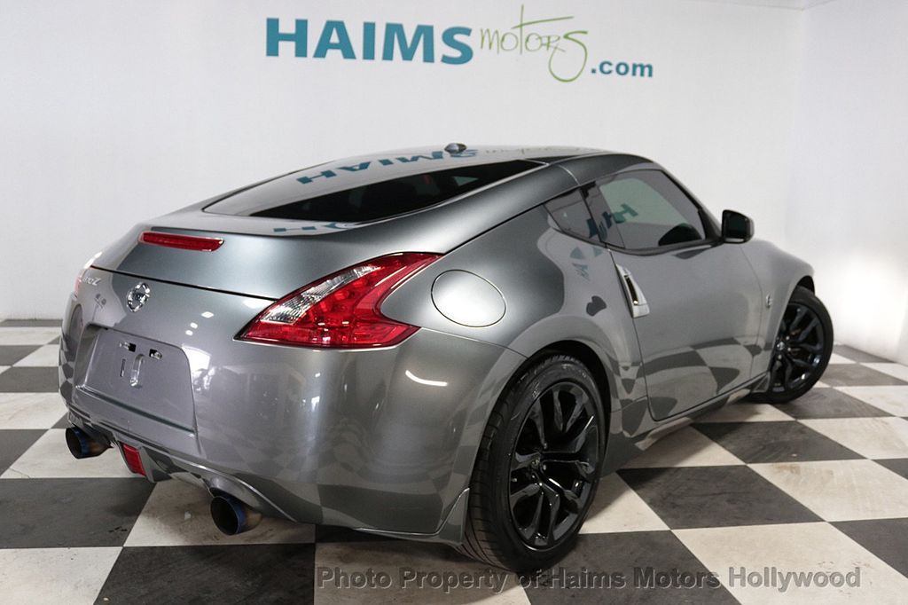 2015 Nissan 370Z 2dr Coupe Automatic Touring - 18315965 - 6