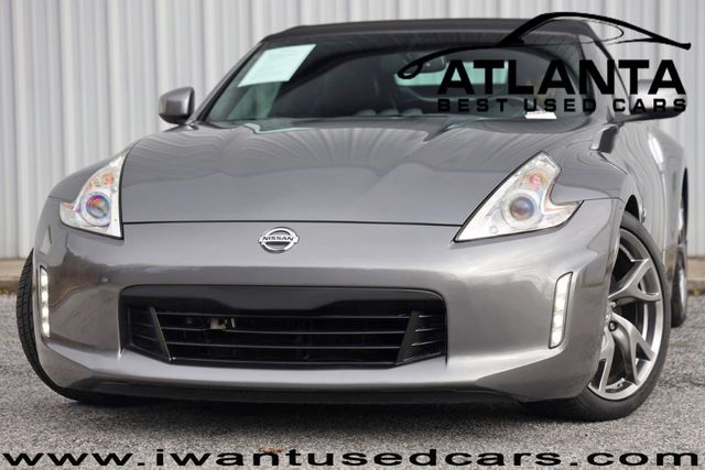 Nissan 350z 2015 >> Used Nissan 370z At Atlanta Best Used Cars Serving Peachtree Corners Ga