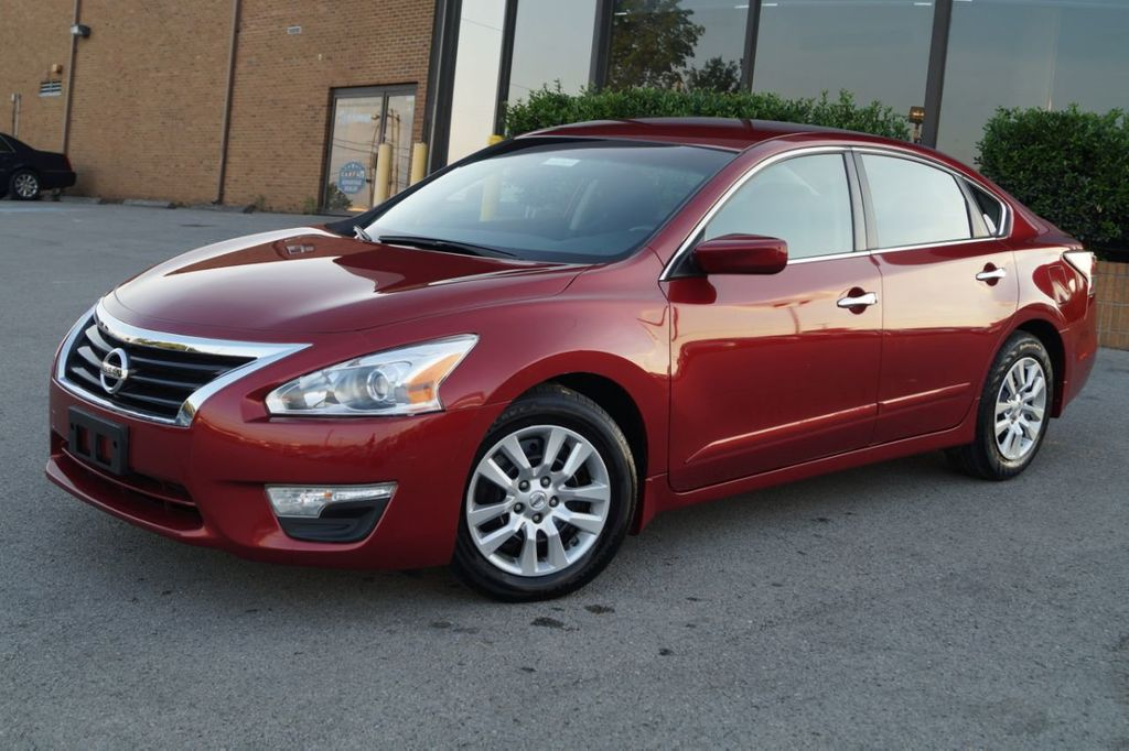 2015 Used Nissan Altima 2015 NISSAN ALTIMA 2 5S 1OWNER OFF LEASE GREAT DEAL  615-730-9991 at Next Ride Motors Serving Nashville, TN, IID 18875015