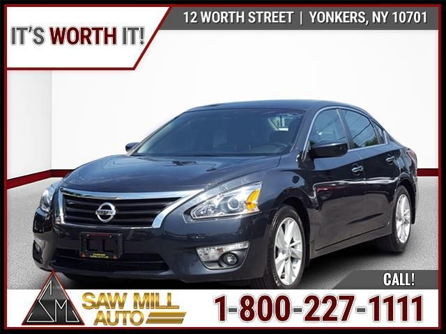 c596e65374 2015 Used Nissan Altima 2.5 SV at Saw Mill Auto Serving Yonkers ...