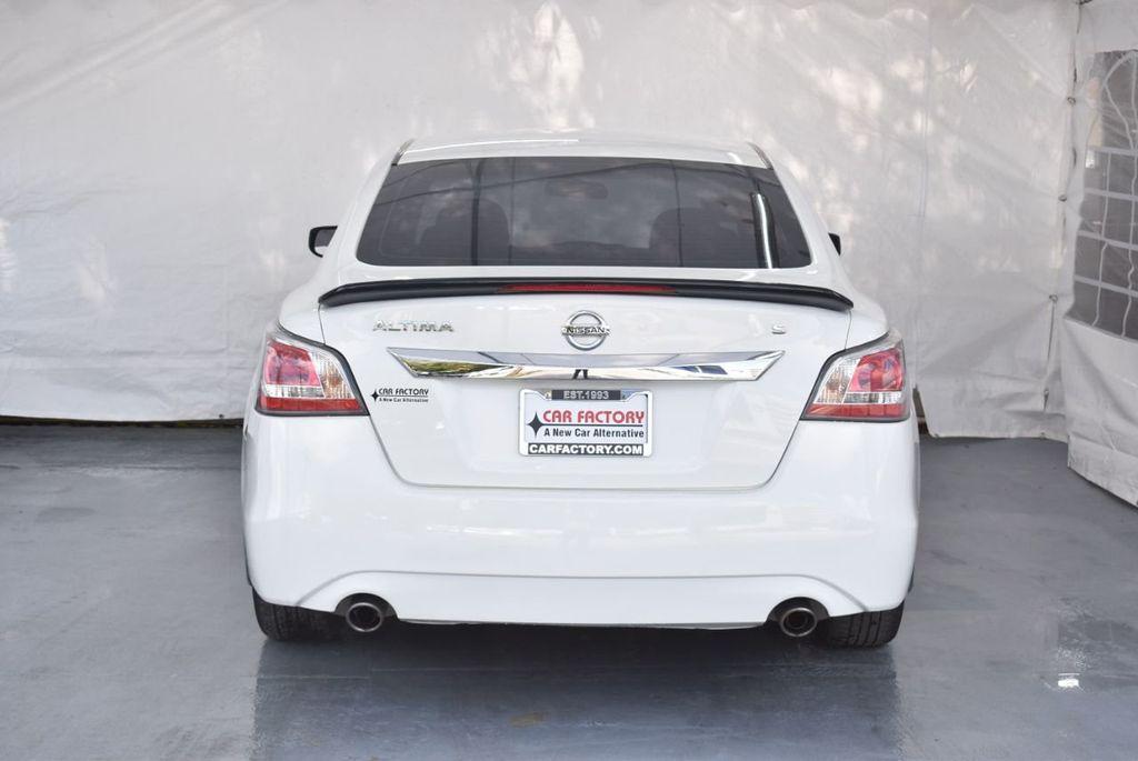 2015 Nissan Altima 4dr Sedan I4 2.5 - 18336080 - 7
