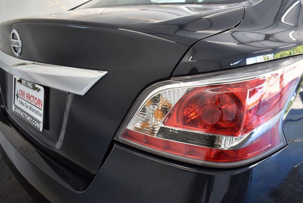 2015 Nissan Altima 4dr Sedan I4 2.5 - 18381894 - 1