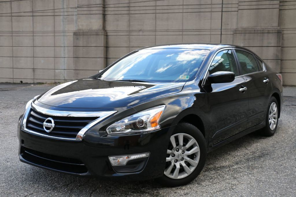 2015 Nissan Altima 4dr Sedan I4 2.5 S - 18225524 - 0