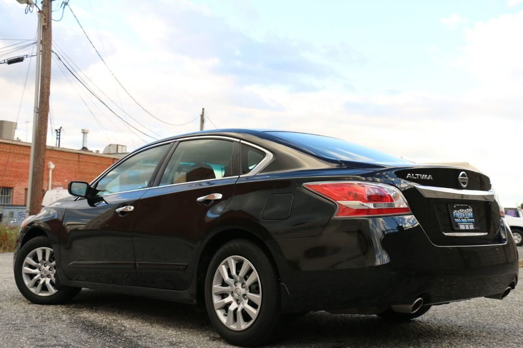 2015 Nissan Altima 4dr Sedan I4 2.5 S - 18225524 - 5