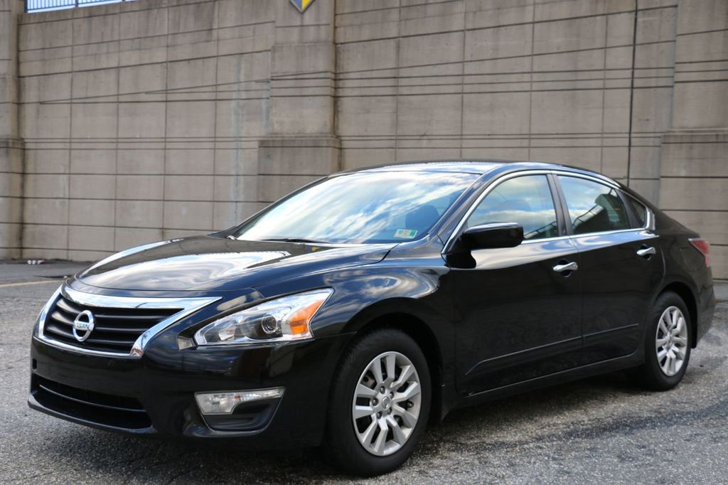 2015 Nissan Altima 4dr Sedan I4 2.5 S - 18225524 - 6