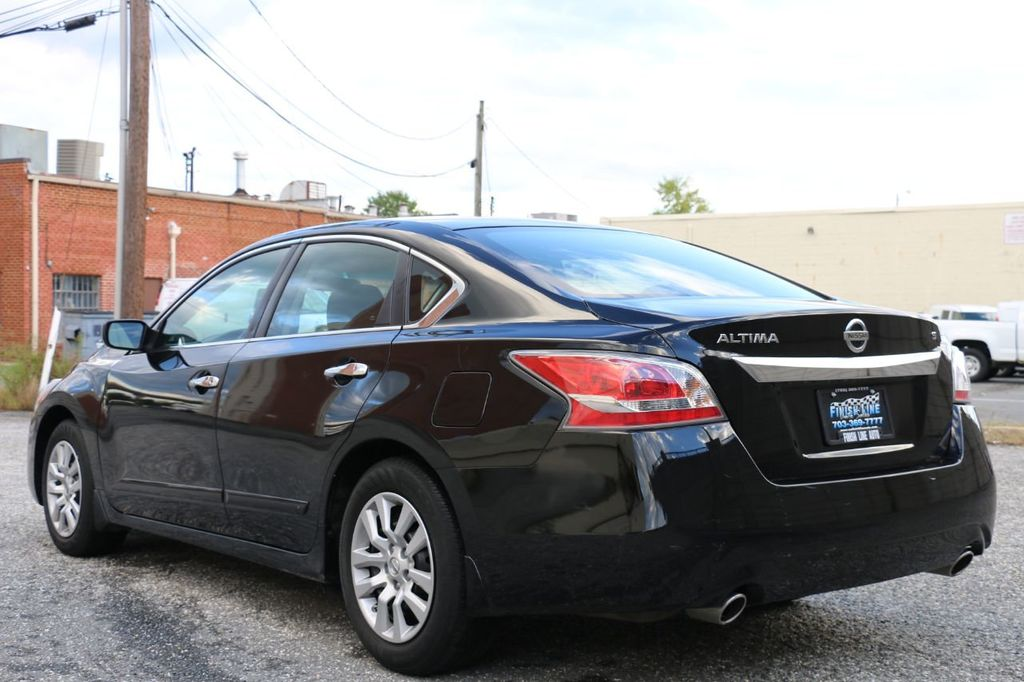 2015 Nissan Altima 4dr Sedan I4 2.5 S - 18225524 - 7