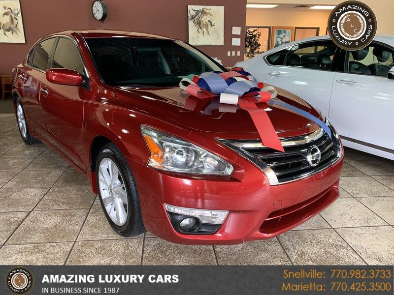 2015 Nissan Altima 4dr Sedan I4 2.5 SV - 19326590 - 0