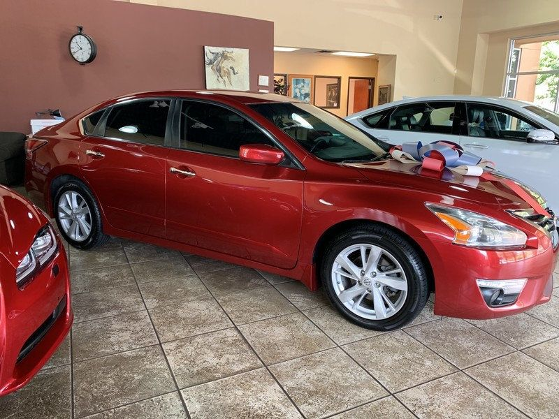 2015 Nissan Altima 4dr Sedan I4 2.5 SV - 19326590 - 10