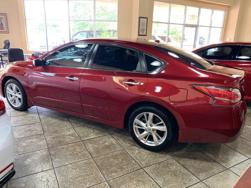 2015 Nissan Altima 4dr Sedan I4 2.5 SV - 19326590 - 4