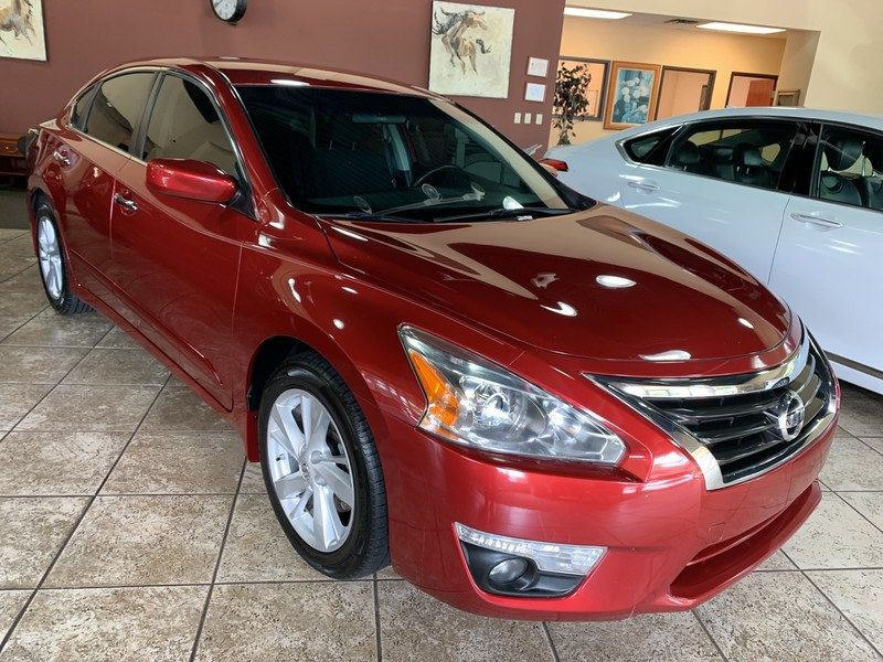 2015 Nissan Altima 4dr Sedan I4 2.5 SV - 19326590 - 50