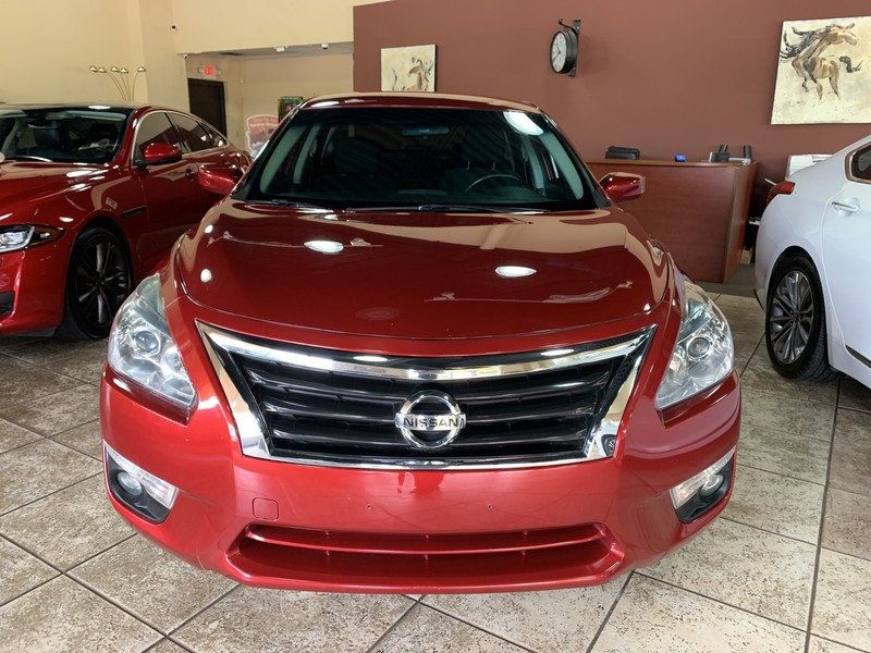 2015 Nissan Altima 4dr Sedan I4 2.5 SV - 19326590 - 51