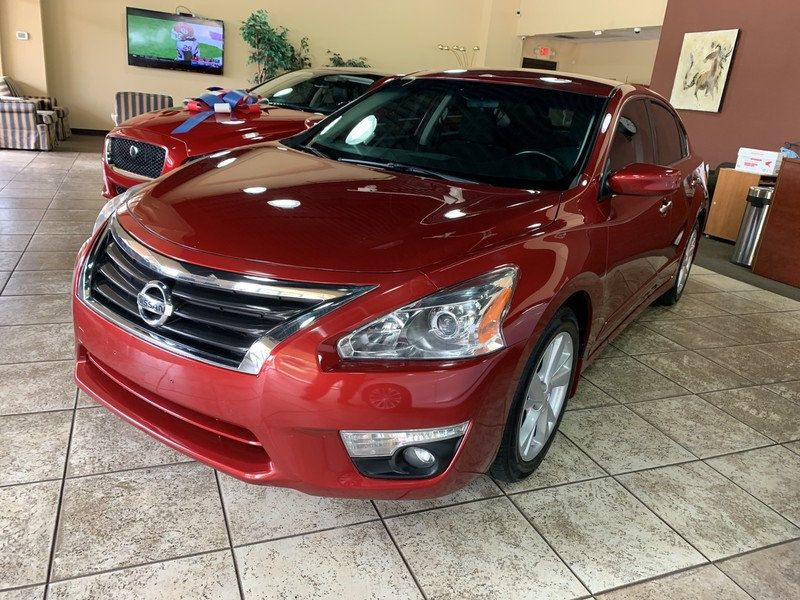 2015 Nissan Altima 4dr Sedan I4 2.5 SV - 19326590 - 53