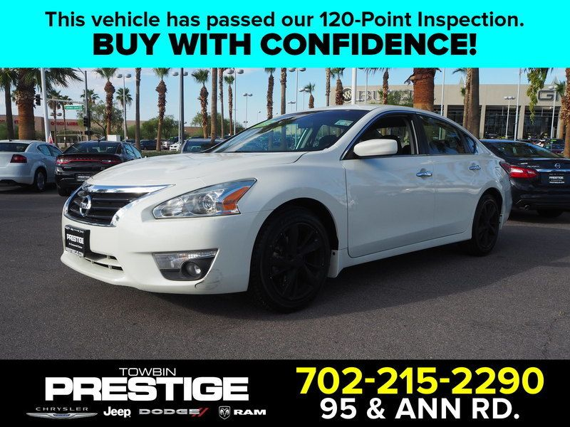 2015 Nissan Altima 4dr Sedan I4 2.5 SV - 17876598 - 0