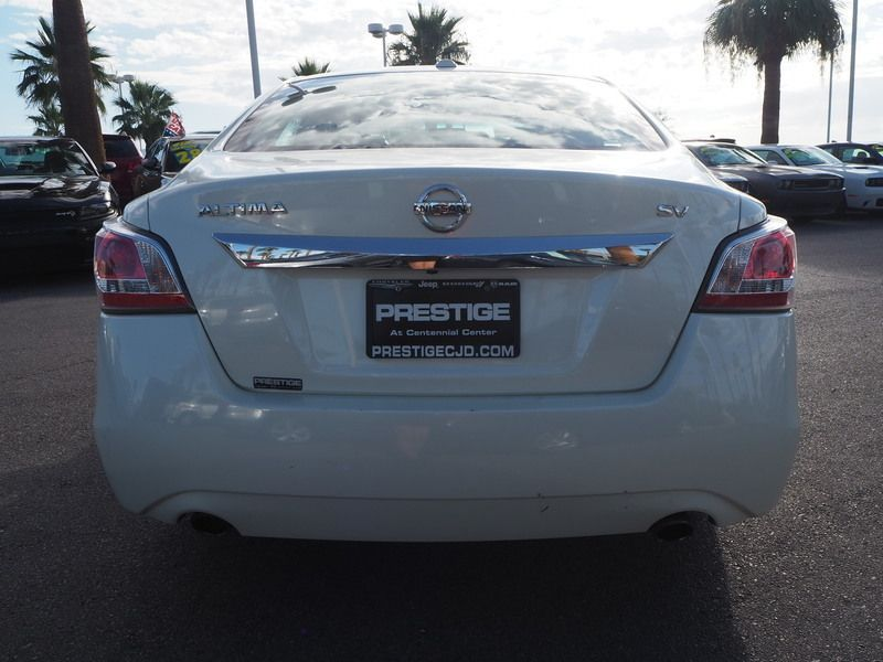 2015 Nissan Altima 4dr Sedan I4 2.5 SV - 17876598 - 10