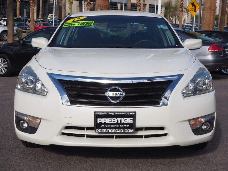 2015 Nissan Altima 4dr Sedan I4 2.5 SV - 17876598 - 1