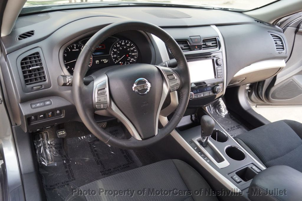 2015 Nissan Altima 4dr Sedan I4 2.5 SV w/Tech Pkg *Nav* - 18215028 - 25