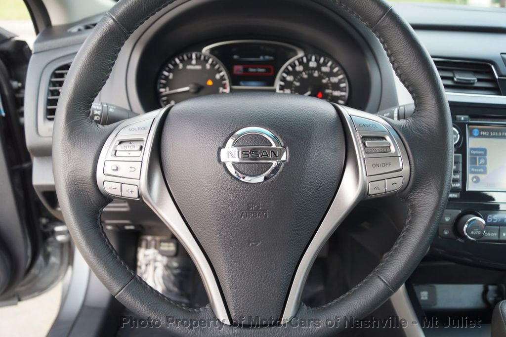 2015 Nissan Altima 4dr Sedan I4 2.5 SV w/Tech Pkg *Nav* - 18215028 - 28
