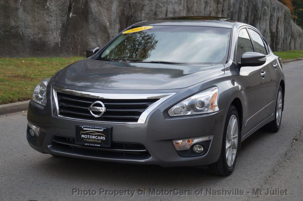 2015 Nissan Altima 4dr Sedan I4 2.5 SV w/Tech Pkg *Nav* - 18215028 - 2