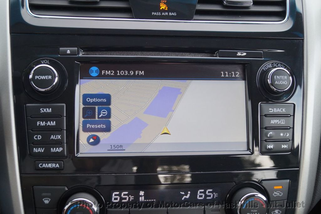2015 Nissan Altima 4dr Sedan I4 2.5 SV w/Tech Pkg *Nav* - 18215028 - 33