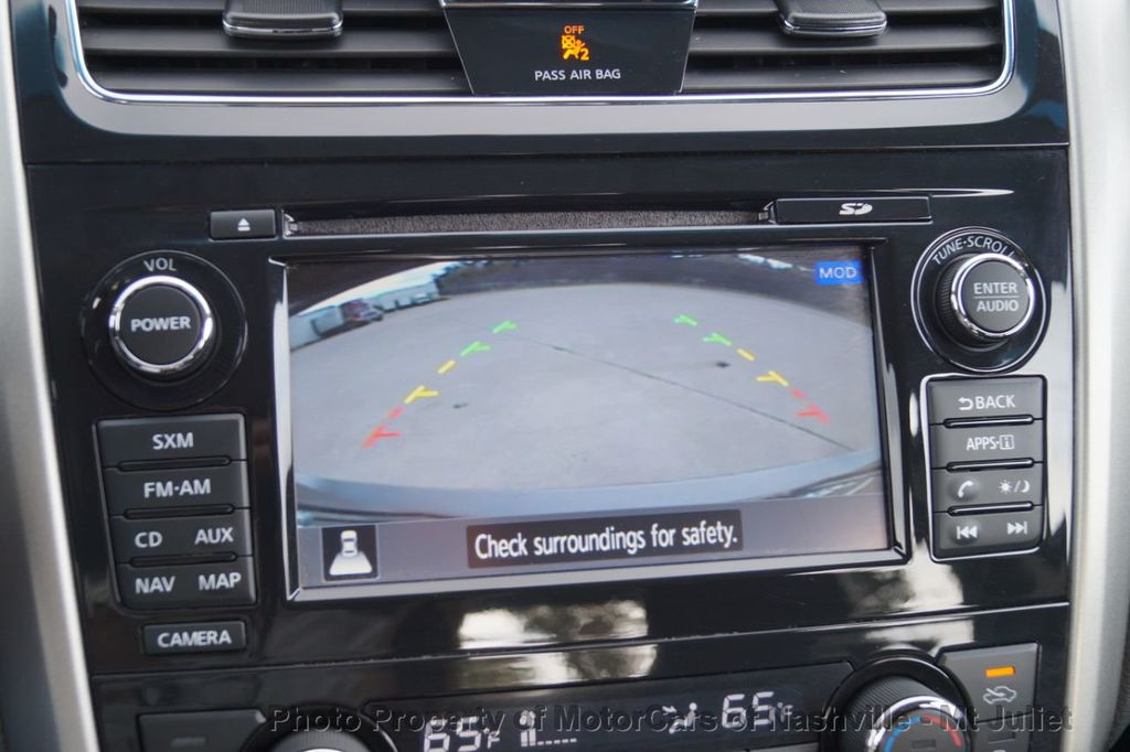 2015 Nissan Altima 4dr Sedan I4 2.5 SV w/Tech Pkg *Nav* - 18215028 - 35
