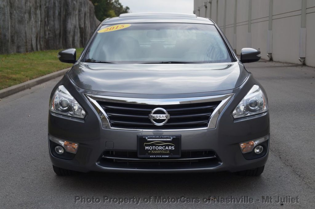2015 Nissan Altima 4dr Sedan I4 2.5 SV w/Tech Pkg *Nav* - 18215028 - 3
