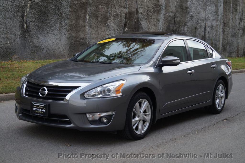 2015 Nissan Altima w/Tech Pkg *Nav* - 18215028 - 1