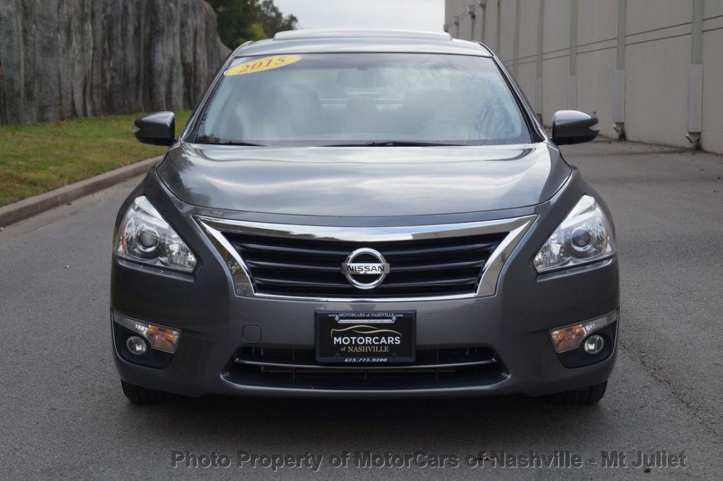 2015 Nissan Altima w/Tech Pkg *Nav* - 18215028 - 3
