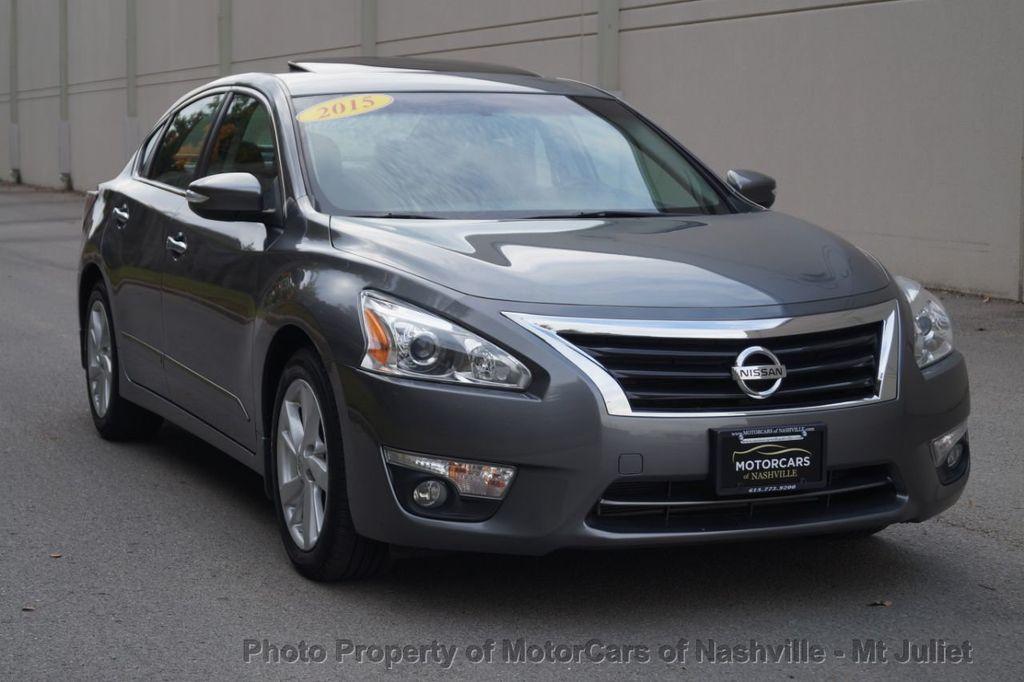 2015 Nissan Altima w/Tech Pkg *Nav* - 18215028 - 4